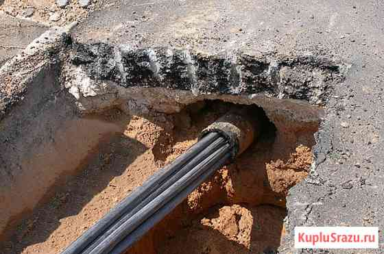 Услуги ГНБ/прокола грунта диаметром от 16-315 мм Краснодар