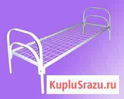 Одноярусные кровати, Кровати металлические, Кровати в больницы Москва