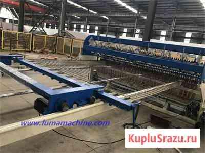 Станок для производства сварной огражденной сетки Краснодар