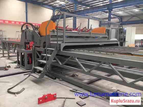 Станок для производства сварной арматурной сетки Краснодар