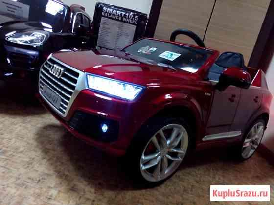 Детский электромобиль от 1 года Audi Q7 Ульяновск Ульяновск