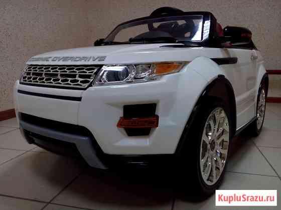 Детский электромобиль Range Rover Ульяновск