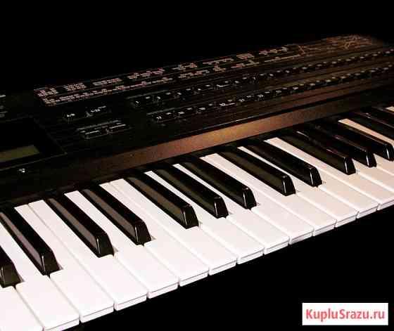 Продажа-Обмен синтезатор «Yamaha DX7IIFD» (Япония)