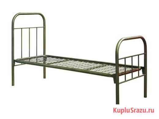 Кровати металлические, Кровати для пансионатов, интернатов, школ Москва
