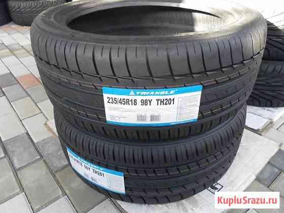 Новые летние шины 235/45 R18 Triangle TH201 Sportex