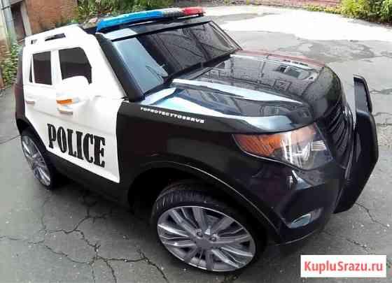 Электромобиль купить в Ульяновске Police Ульяновск