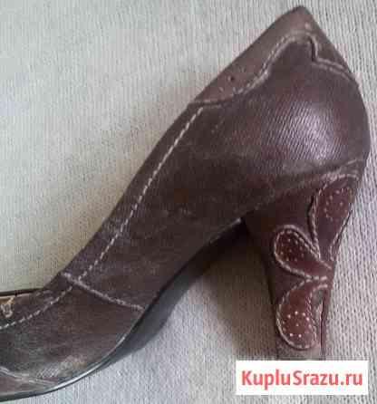 Туфли ClotilDe, натуральная кожа, р-38 Новосибирск