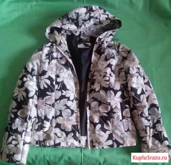 Куртка с капюшоном, р-44, пр-во Москва Новосибирск