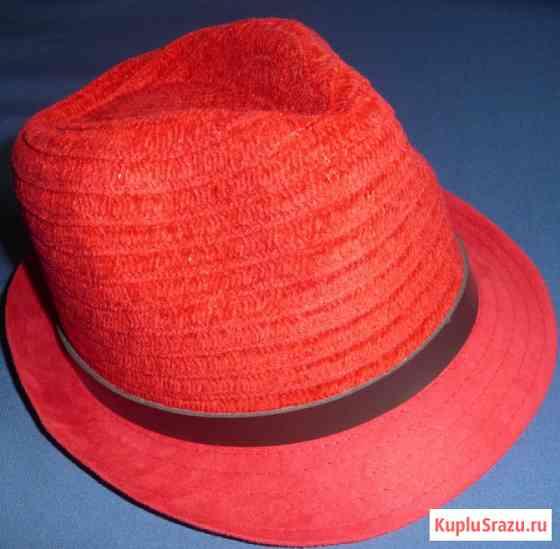 Шляпа женская Fedora Новосибирск