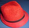 Шляпа женская Fedora