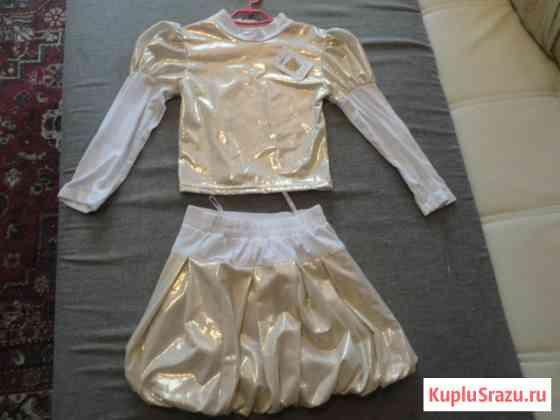 Костюм (юбка+блузка) новый для девочки 2 - 4 года Киров