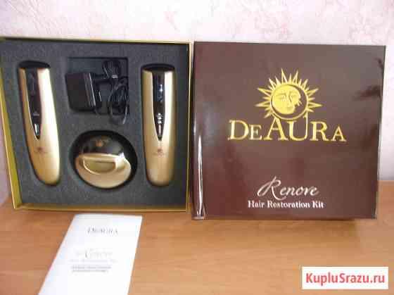 Новый массажный прибор для кожи головы. Работает от сети 220V Омск