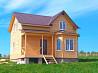 Новый дом в деревне на берегу, 130км от МКАД