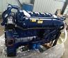 Двигатель WP10.336E32 Shacman F2000