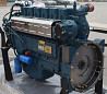 Двигатель WP10.380E32 Shacman F3000