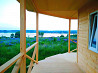 Продается новый жилой дом на берегу