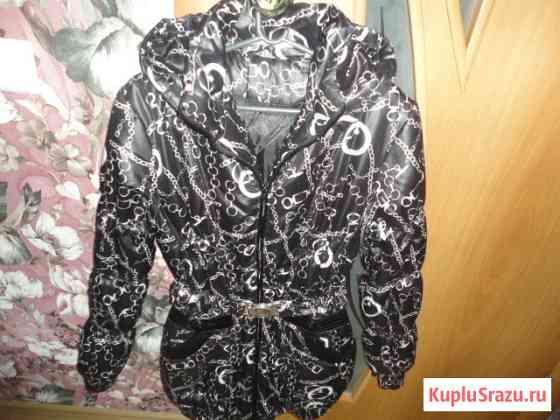 Курточка женская демисезонная новая размер 46 Киров