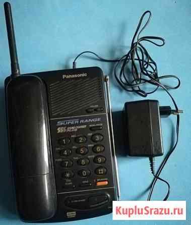 Радиотелефон Panasonic KT-TC423RU-B Новосибирск