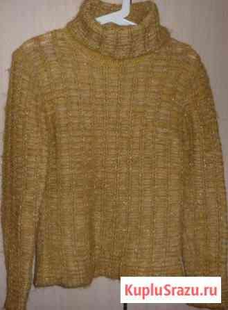 Пуловер мохер/шерсть, р-44(46) Новосибирск