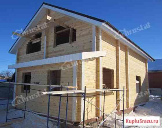 Строительство домов, Домокомплекты из Профилированного Бруса Набережные Челны