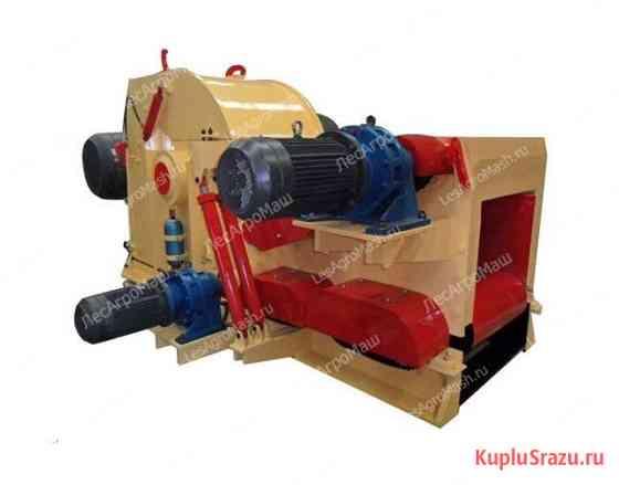 Барабанная рубительная машина (щепорез) БМР-110 - от Производителя Киров