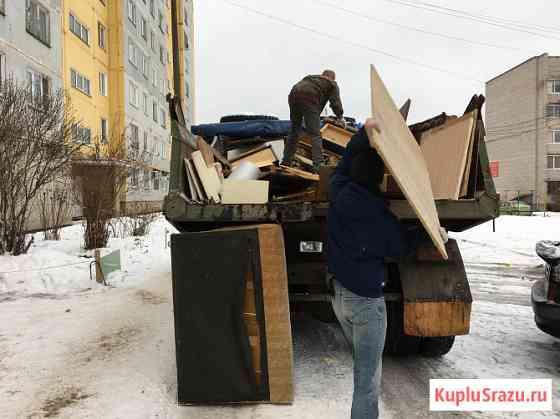 Вывоз старой мебели из квартир, домов, дач. Очистка от хлама Смоленск