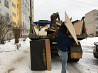 Вывоз старой мебели из квартир, домов, дач. Очистка от хлама