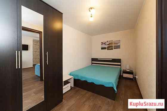 Двухкомнатная люкс - квартира Коломна