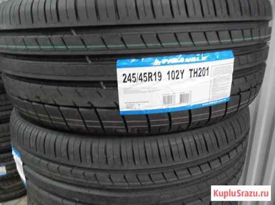 Новые летние шины 245/45 R19 Triangle TH201 Sportex Краснодар