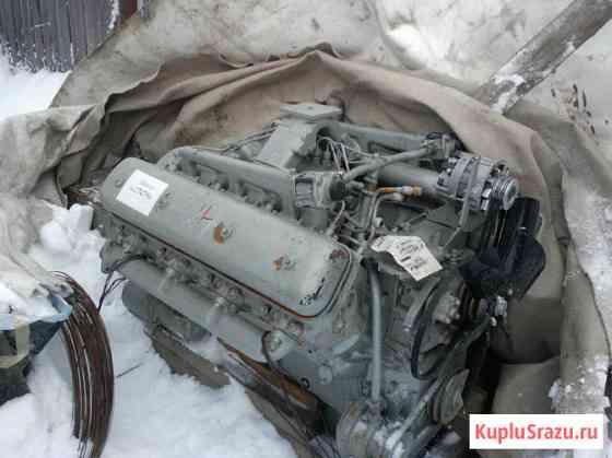 Двигатель ямз -238 турбо с хранения без эксплуатации Улан-Удэ