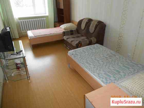 1 комнатная квартира посуточно, центр города по ул. Шаронова Ишим