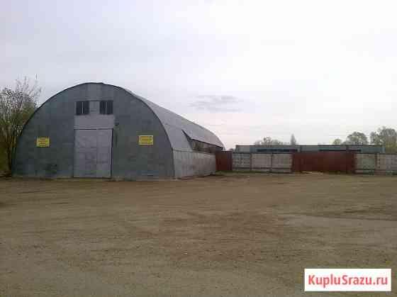 Тёплый ангар 540м2 с кран-балкой и др. в г. Богородск + тер-я 1250м2 Богородск