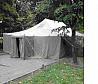 Продам палатку офицерскую лагерную с наметом (утеплением), два окна
