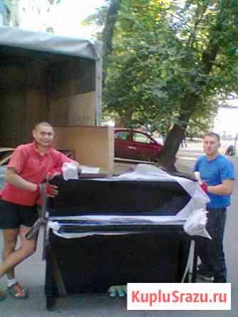 Грузчики для переезда квартиры Саратов