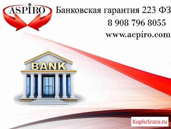 Банковская гарантия 223 фз для Барнаула Барнаул