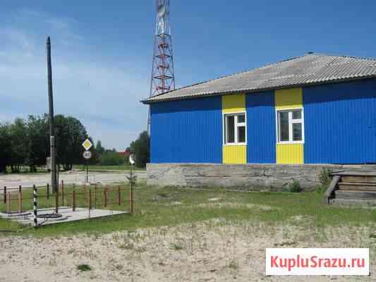 Здание 418 м2 с участком 10 сот в центре Лямина Сургутский район Лянтор