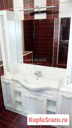 Мебель для ванной комнаты на заказ в Самаре Самара