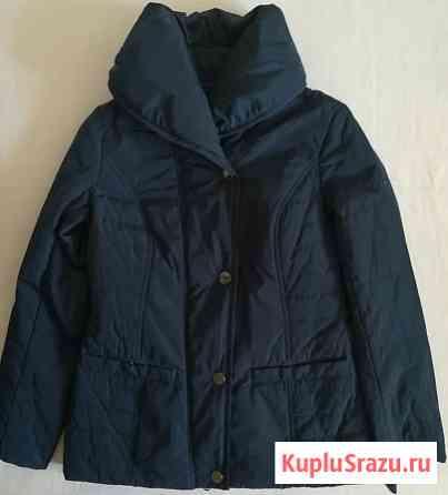 Куртка синяя Finn Flare новая, р-48(46)(L) Новосибирск
