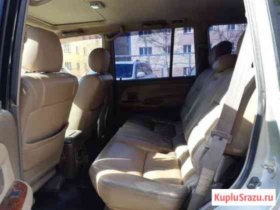 Toyota Land Cruiser Prado 3.4AT, 2001, внедорожник Ленск