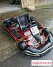 Картинг Honda GX200 6.5 и с экипировкой гонщика