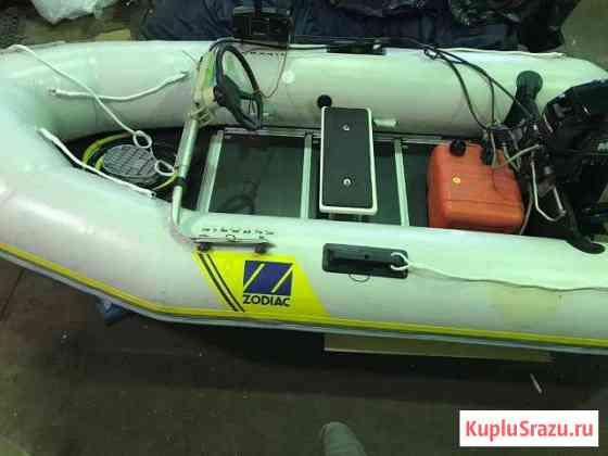 Лодка Zodiac mark 1 classic concept 360 с мотором Иркутск