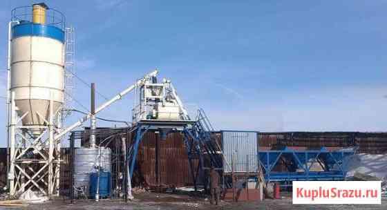 Бетонный завод Элиста