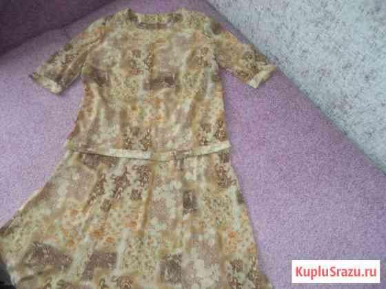 Летний костюм 54-56 размер Новосибирск
