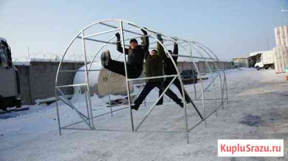 Теплицы (усиленные) Южно-Сахалинск