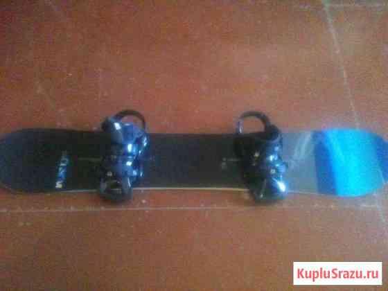 Сноуборд burton custom комплект Чайковский