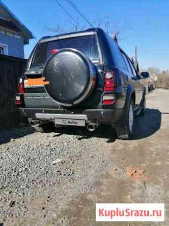 Land Rover Freelander 2.5AT, 2003, внедорожник Калязин