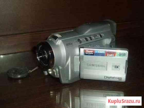 Видеокамера кассетная SAMSUNG VP-D20i Реммаш