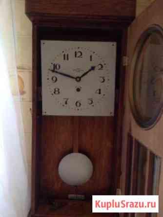 Настенные часы нком 2-й гос.час з-д Москва Черноголовка