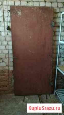 Дверь металлическая Барнаул