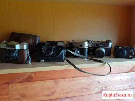 Фотоаппараты 4 шт Саперное
